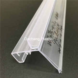 Plastic Display Data Strip Channel pictures & photos