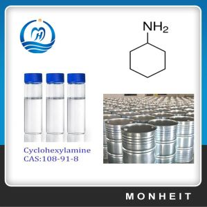 Fast Delivery CAS 108-91-8 Cyclohexylamine as Pesticides and Dyes Intermediates pictures & photos