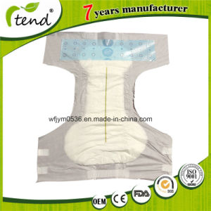 Disposable/Old People/Incontinence/Medical Supply/Adult Diaper (supplier/manufacturer/producer/factory/High Absorption Quality/Magic Tape) pictures & photos