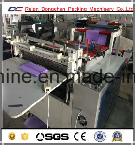PVC Film Cutting Machine Cross Cutting Slitting Machine pictures & photos