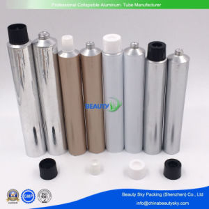Dia 13.5-40mm Aluminum Collapsible Tubes Soft Aluminum Tubes for Toothpaste Packaging pictures & photos