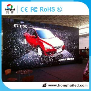 Full Color HD P4 Indoor Advertising LED Display for Video Wall pictures & photos