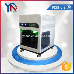 China 3D Laser Engraved Crystal Cube Machine pictures & photos