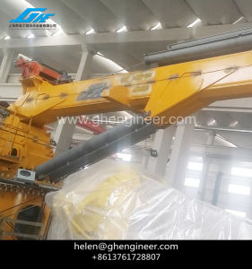 Electrical Hoist Ship Deck Crane pictures & photos