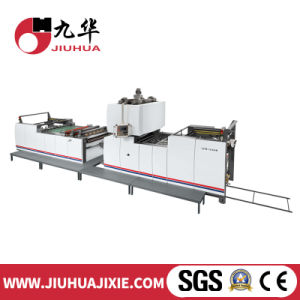Automatic Drying-Type Water-Based Film Laminating Machine (JIUHUA) pictures & photos
