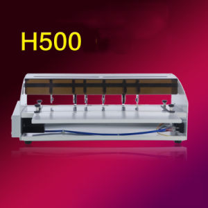 470mm Semi-Automatic Creasing Machine (WD-H500) Paper Creaser pictures & photos