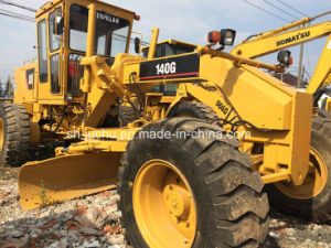Used Cat 140g with Ripper Motor Grader (Caterpillar 140H 140 14G 140G) pictures & photos