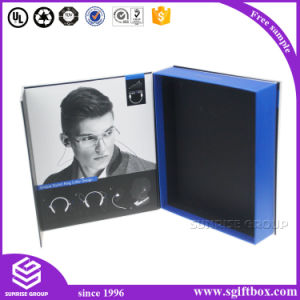 Wholesale Paper Small Flat Folding Gift Box pictures & photos