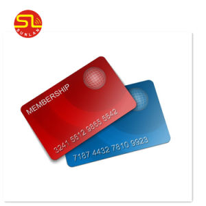 Plastic Smart VIP Membership Card with Magnetic Strip pictures & photos
