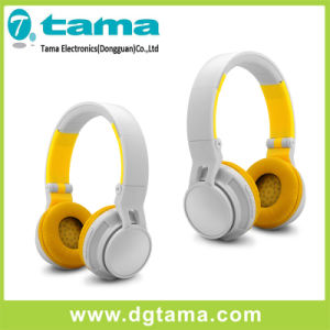 Foldable on-Ear Wireless Stereo Bluetooth Headphone Smart Exquisite Appearance Design pictures & photos