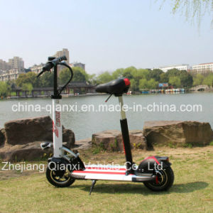 48V 500W Folded Lithium Electric Kick Scooter with Ce pictures & photos