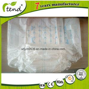 Medical Supply Cheap Absorbent Incontinent Breathable Adult Diaper pictures & photos