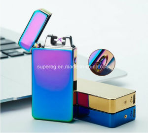 Cross X Double Arc Lightes USB Charging Lighters pictures & photos