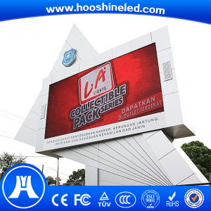 Lower Power Consumption P10 SMD3535 LED Programming Sign Display pictures & photos