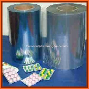 PVC Rigid Film for Blister Package/Medical Package