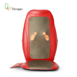3D Back Shiatsu Massage Cushion Back Massager pictures & photos
