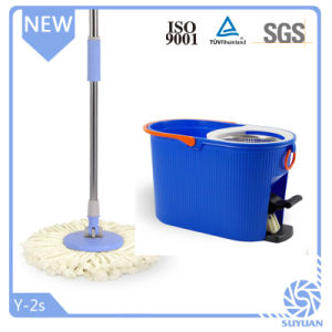 High Quality Portable Microfiber Cleaning Mop pictures & photos