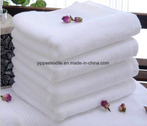 100% Cotton Hotel Towel pictures & photos
