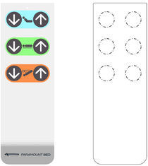 Touch Screen Membrane Switch Overlay for Computer Keyboard pictures & photos