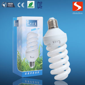 Full Spiral 30W Energy Saving Fluorescent Light pictures & photos