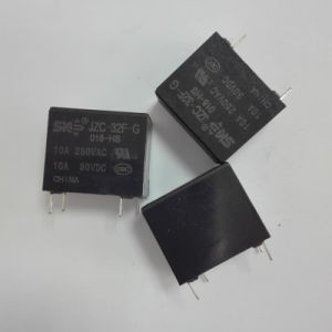18V, 0.2W High Capacity Sensitive Type Power Relay with UL, TUV (JZC-32F)
