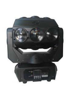 9X12W RGBW Magic Beam LED Stage Moving Head Light pictures & photos