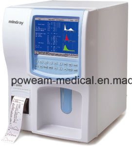 ISO, Ce, Approval Total New Mindray Bc-2800 Hematology Analyser pictures & photos