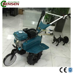The Most Popular Gasoline Tiller with 6.5HP Gasoline Engine pictures & photos