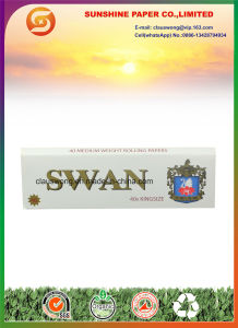 King Size Swan Cigarette Paper pictures & photos