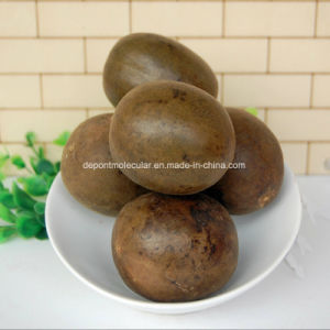 Natural Sweetener Monk Fruit/ Luo Han Guo Extract Mogrosides 80% pictures & photos