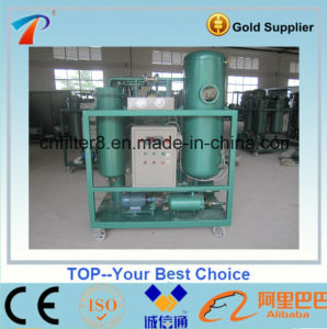 Factory Price Waste Turbine Oil Purifying Machine (TY-100) pictures & photos