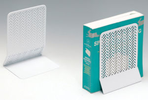 Cool Desk Accessories/ Metal Mesh Stationery Bookends/ Office Desk Accessories pictures & photos