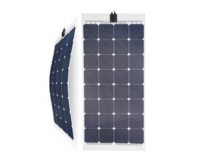 Best Sale 100W Sunpower Semi Flexible Solar Panel with ETFE Technology pictures & photos