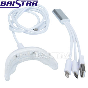 Popular Portable 16 Bulbs Teeth Whitening Bleaching Light pictures & photos