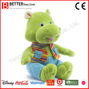 New Design Stuffed Animal Plush Toy Soft Hippo Toys pictures & photos