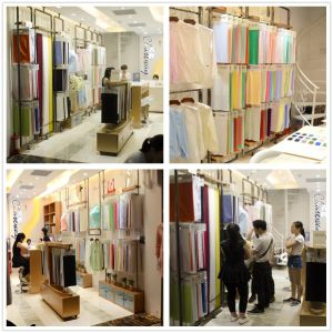 Woven Textile Garment Mulberry Silk Cotton Fabric pictures & photos