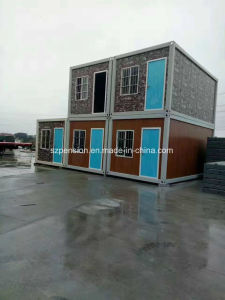 Fireproof Prefabricated/Prefab Foldable Mobile House pictures & photos