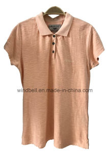 New Fabric Polo T-Shirt for Men pictures & photos
