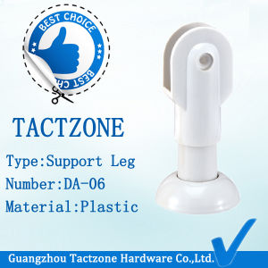 Factory Directly Toilet Cubicle Partition Hardware Set Plastic Fittings pictures & photos