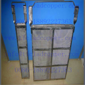 Insoluble Mixed Metal Oxide (MMO) Coated Titanium Anodes pictures & photos