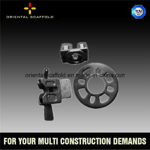 Ringlock Scaffolding Rosette Coupler Mobile Rosette pictures & photos