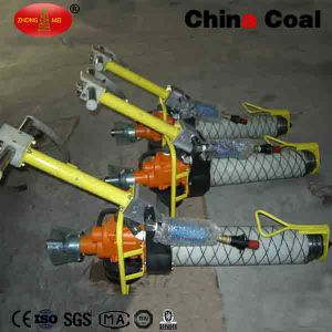 Mqt Series Portable Hand Held Mining Pneumatic Roof Bolter pictures & photos