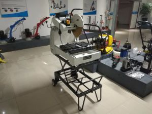 DTS-350S Electric concrete groove cutter stone cutter table saw pictures & photos