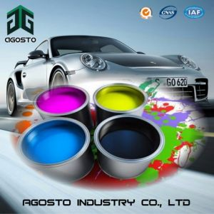 Acrylic Black Car Spray Paint for Auto Usage pictures & photos