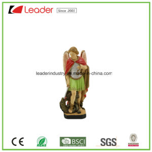 Hand-Painted Polyresin St. Anthony Figurine for Home and Religious Decoration pictures & photos
