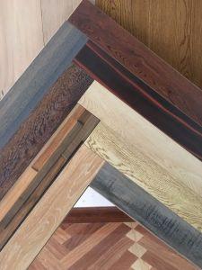 HDF Harringbone Laminated Flooring Laminated Floor AC3 pictures & photos