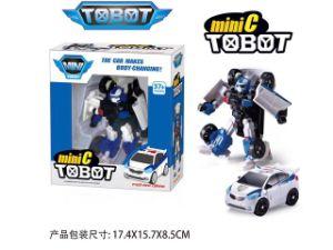 Robot Car Tobot Deformation Car for Kids pictures & photos