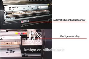 High Resolution Digital DIY Small Format UV Flatbed Printer pictures & photos