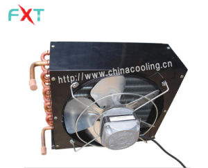 Fin Condenser with Fan Motor Electrical & Electronics pictures & photos