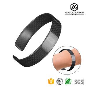 New Popular Most Favourable Girls Bracelet, 3k Black Carbon Fiber for Fashion Girl New Designer Bracelets pictures & photos
